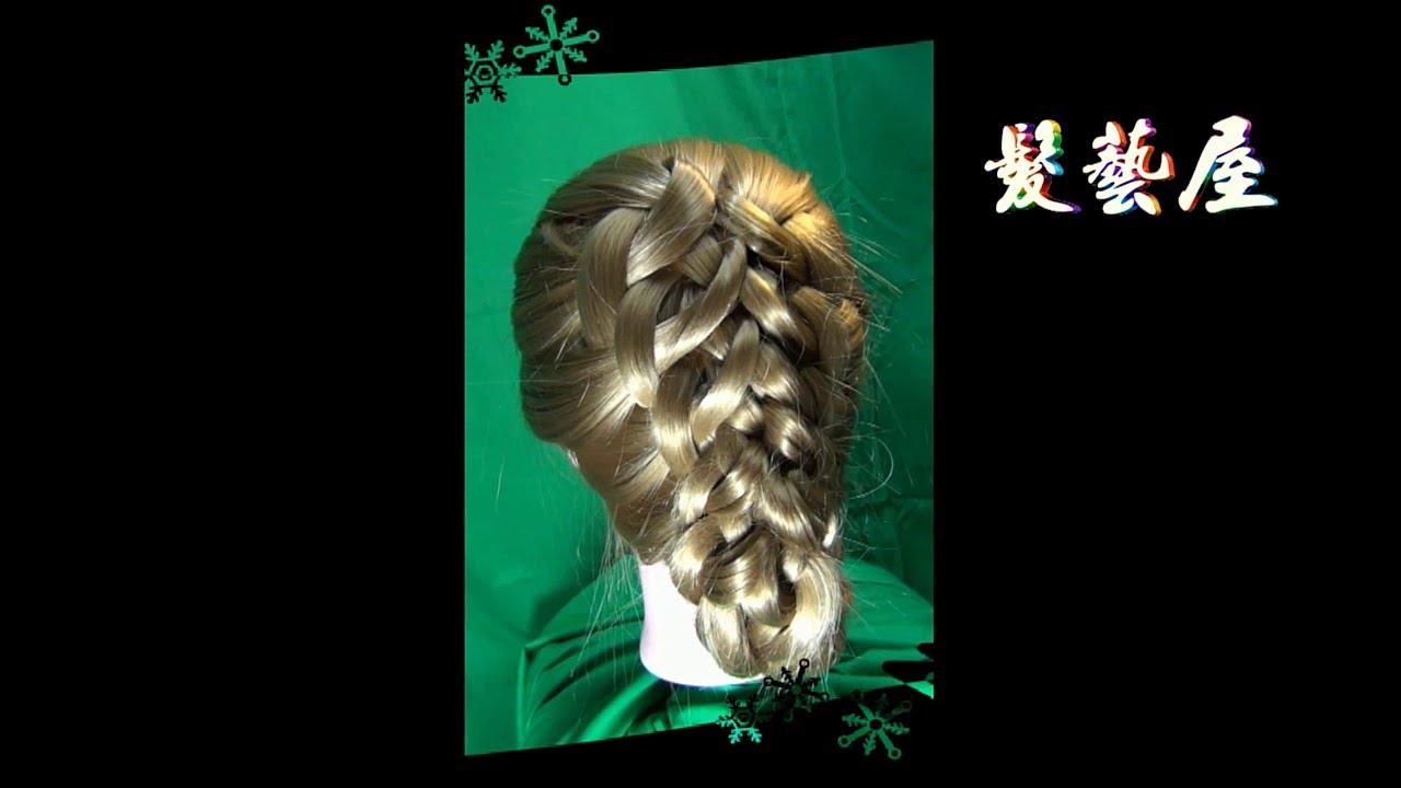 髮藝屋 編髮分享