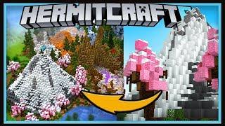 Hermitcraft Season 6: The Final NEW Biome Design!  (Minecraft 1.13.1 survival  Ep.27)
