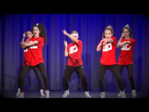 Jennifers Dancers - Lakes Got Talent 2015