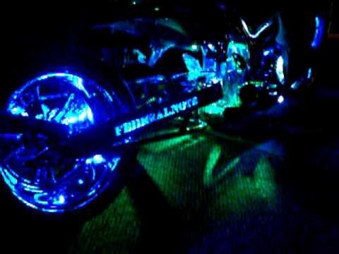 Hayabusa Led Lights 813 779 Link 5465 Youtube