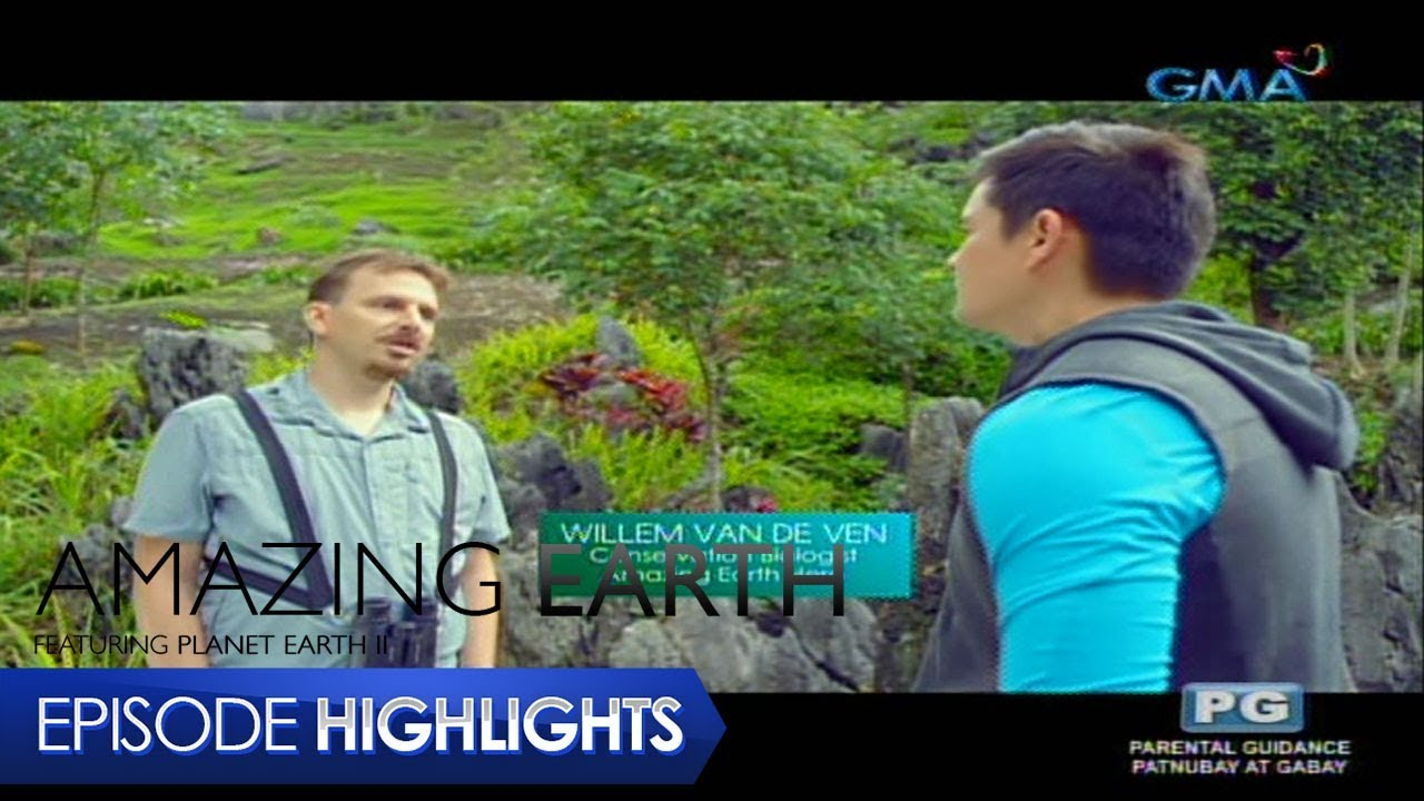 Amazing Earth: What is a Conservation Biologist?