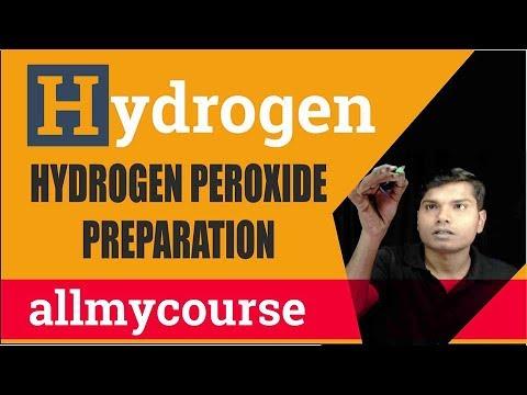 28  Hydrogen Peroxide Preparation