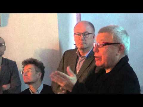 Daniel Libeskind @ Vilnius Academy of Arts