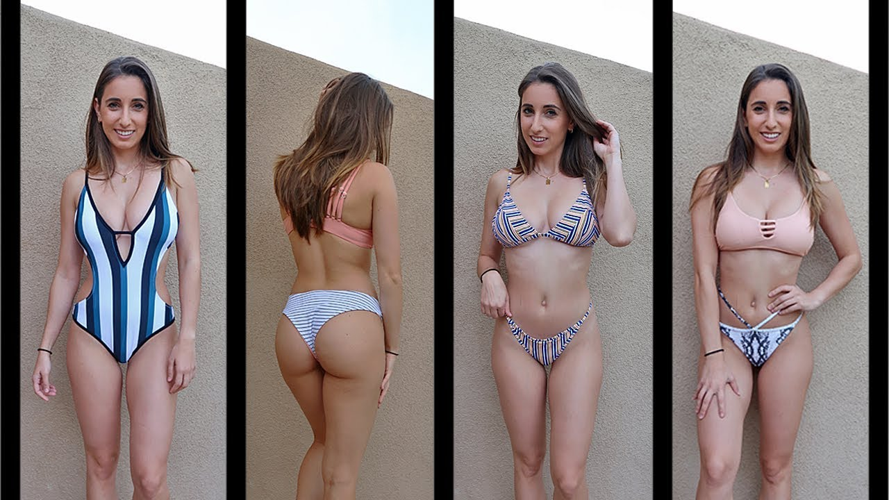 CUPSHE Bikini Haul & Review!