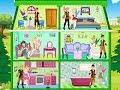 Мультик: Tinkerbell Wedding Doll House  / Кукольный домик Динь-Динь