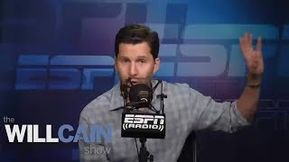 Will Cain reacts to Jameis Winston