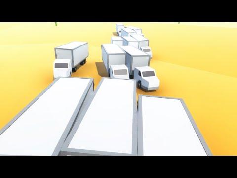Clustertruck (0.1.5.1) - Any% SPEEDRUN in 4:00