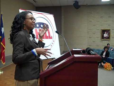 Decide for Yourselves: Maria Berry, SBOE Candidate — WATCH