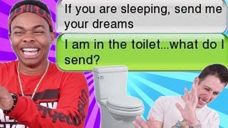 FUNNIEST BOYFRIEND - GIRLFRIEND TEXTS