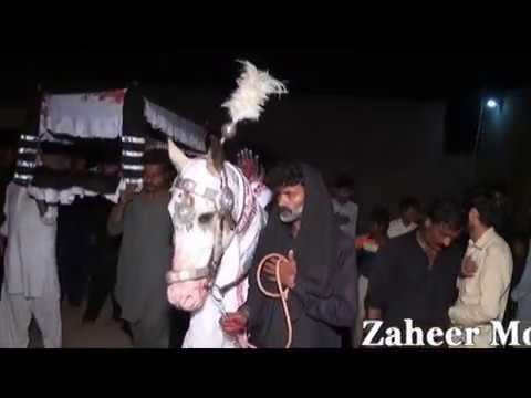 zakhmi zuljanah noha by nadeem sarwar