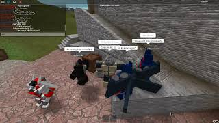 TransFormers The Roblox Movie - Part 2