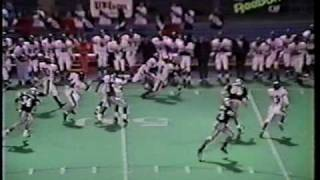 patrick walsh running back de la salle spartans 1991 92 part 2