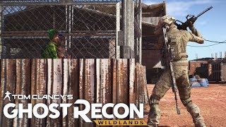 NEW UPDATE! | FRIDAY NIGHT GHOST WAR w/ KevinJones, Muddvain & ITK5 | Ghost Recon Wildlands PVP