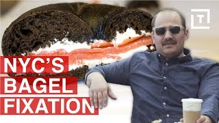New York Bagels Are Nyc's Tastiest Jewish Tradition || Food/groups