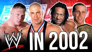 How Was WWE in 2002?