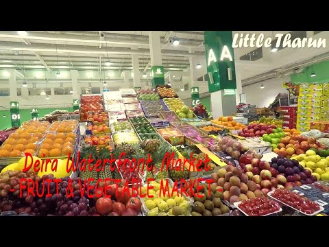 Dubai Fruit & Vegetable Market | Deira Waterfront
