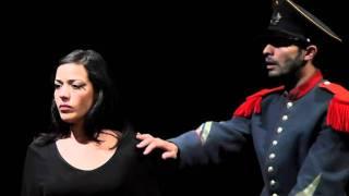 """Antigone de Cocteau """"extraits"""" mise en scène Joseph Morana"""