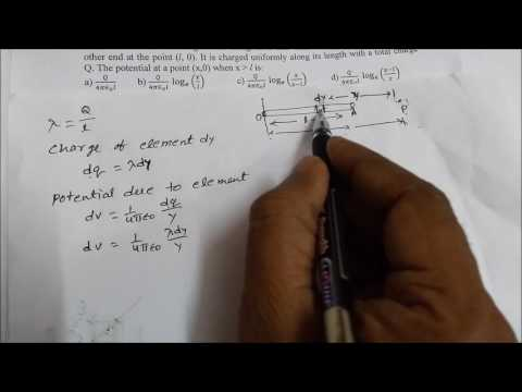 ELECTRIC FIELD AND POTENTIAL WORK SHEET  13 3 17