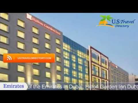 Hilton Garden Inn Dubai Mall Of The Emirates - Dubai Hotels, UAE