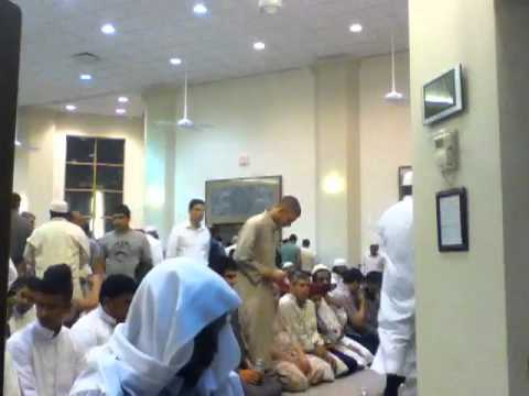 Taraweeh Night 1 of Ramadan - Shaykh Faisal