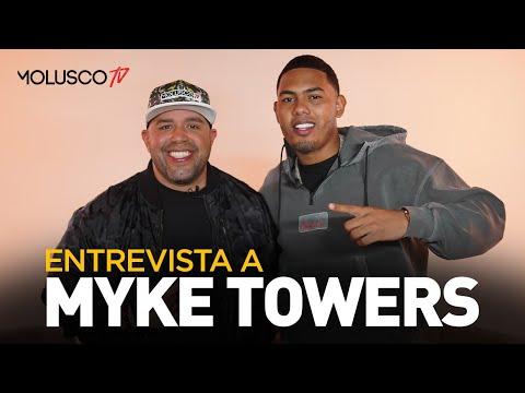 "🚨EXCLUSIVO🚨 MYKE TOWERS EXPLICA Tema A Tema TODAS LAS DUDAS SOBRE ""LYKE MIKE"""