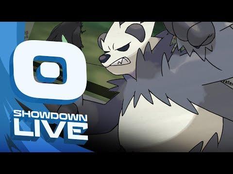"""Don't give Pangoro free switch-ins"" Pokemon Sun & Moon! RU Showdown Live w/PokeaimMD"