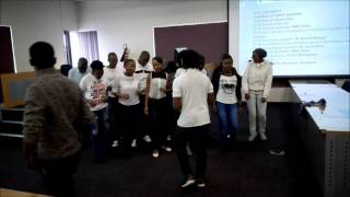 SMES Choir - Kwangena thina bo