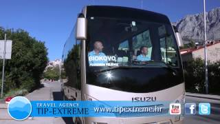 Tip extreme Travel agency – Makarska
