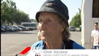 """Сюжет телекомпании """"Телекон"""" о забеге """"Дай Пять!"""" в Нижнем Тагиле"""