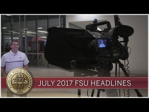 FSU Headlines: July 2017