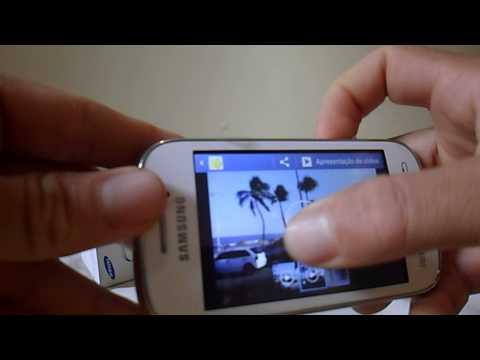 Samsung Galaxy Y Duos TV GT-S6313 Videos - 1
