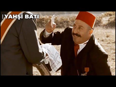 Yahşi Batı - Ben Müptelası Mıyım Da Bu Bin Doları Sokuyorum | Türk Komedi Filmi