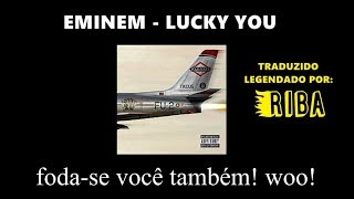 Eminem - Lucky You ft. Joyner Lucas (LEGENDADO-PT/BR) (KAMIKAZE ALBUM)