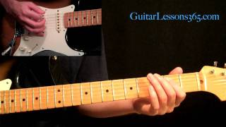 Metallica - Enter Sandman Guitar Lesson Pt.1 - Intro & Main Riff