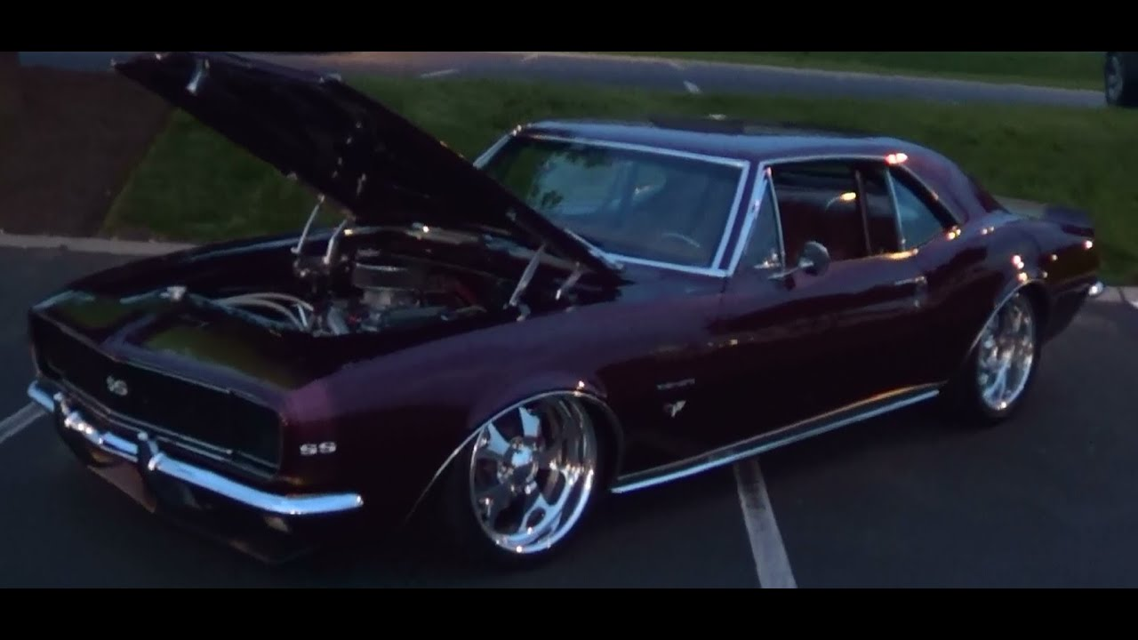 1967 Camaro Ss Pro Touring Youtube