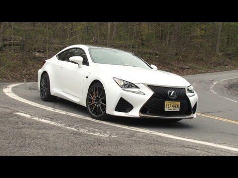 2017 Lexus RC F - Complete Review | TestDriveNow