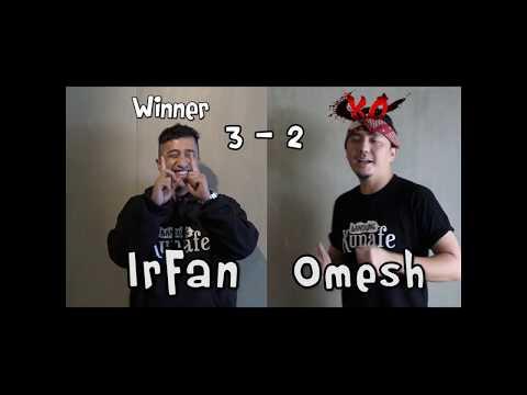 Bandung Kunafe Tatarucingan: Yeay! A Irfan Hakim Meunang