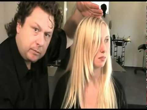Wella - Gör om mig - att klippa långt hår - YouTube e2a58ac14f0d3