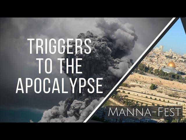 Evangelist Perry Stone:  Triggers to the Apocalypse
