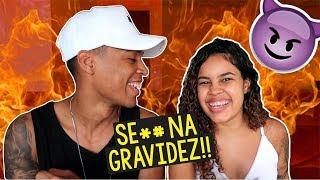 FAZEMOS AMOR NA GRAVIDEZ?! thumbnail