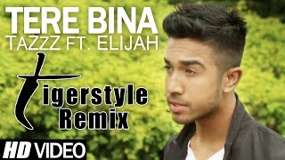 Tere Bina [Tigerstyle Remix] | TaZzZ Ft. Elijah | Official Video