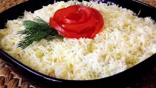 Салат с помидорами и сыром *ПИКАНТНЫЙ* !