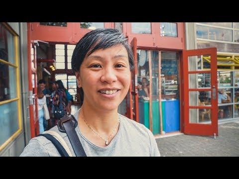 OUR VANCOUVER - Granville Island Public Market