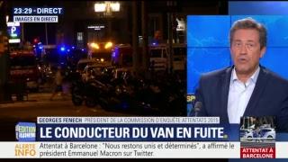 BARCELONE. Suivez en direct l'évolution de la situation sur BFMTV
