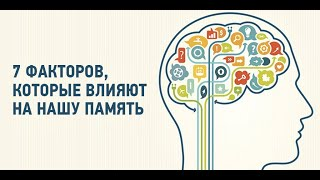 7 факторов, которые влияют на нашу память