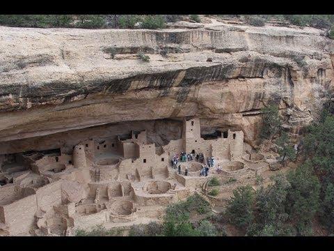USA #9 Zwiedzanie pozostałości indiańskich w Mesa Verde