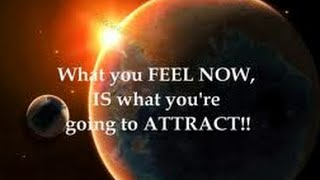 The Law of Attraction - The One Simple Secret That Will Make The Law of Attraction Work For You