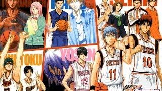 Баскетбол Куроко Приколы! Часть 3! KNB on Crack!