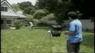 Sports Tutor PolyBall Wiffle Ball Pitching Machine