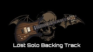 Avenged Sevenfold - Lost (Solo Backing Track)